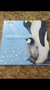 National Geographic baby book