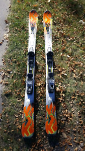k2 skis for sale mint condition