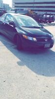 2006 Honda Civic coupe manual