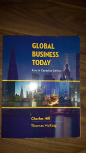 International business book / global business today