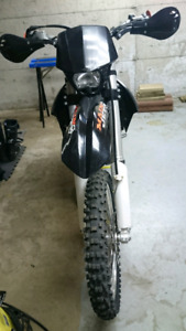 2012 SXF KTM 450