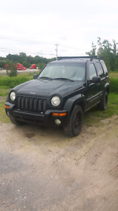 Jeep Liberty for parts
