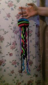 Handmade Jellyfish by Sarah
