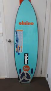Elnino 6' softboard, brand new, never used