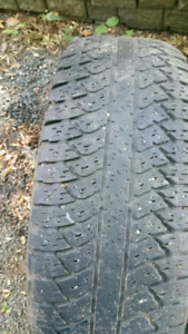 Tires for sale!! DUELER Truck tires size : P265/70R17