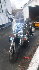 Kawasaki 1700 nomad 2010