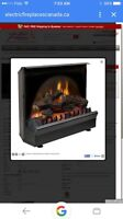 "Dimplex 23"" Electric Fireplace Insert **NEW IN BOX**"