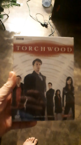Brand new dvd box set torchwood season 2. Doctor who spin off