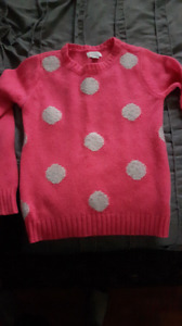 Size 7/8 sweater $5 each