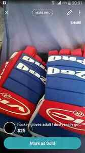 hockey glove adult