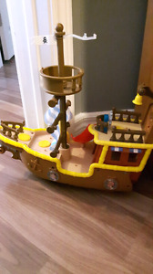 Jake Pirate Ship