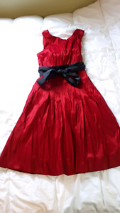 Red Le Chateau Party Dress