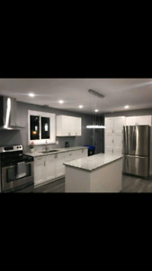 Kitchen renovation starting at $15000 call now
