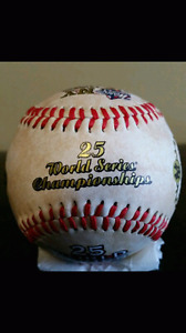 New York Yankees limited edition collectable baseball
