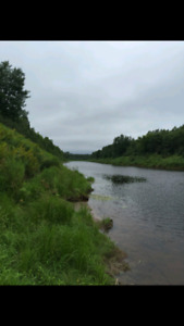 Canaan river waterfront