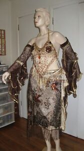 costume for belly dance West Island Greater Montréal image 1