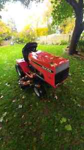 """YARD PRO 20 HP TRACTOR WITH 50"""" and 6 speed 3h 3l"""