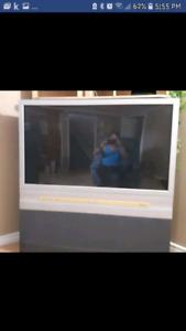 Tv projecteur RCA 55 po HDTV
