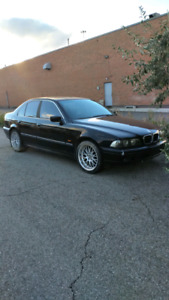 BMW 1998 528i Black Auto Parts or Whole