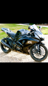 2008 Gsxr 750 Mint Condition