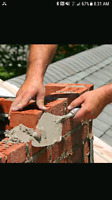 Chimney repairs and Cleaning.