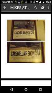 Carswell Air Show picture with original signatures of pilots Kawartha Lakes Peterborough Area image 10