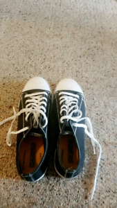 Women's Steel toe shoes size 9 1/2