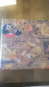 5.00 for 2 NEW Decorative Teddy Bear Boxes. Windsor Region Ontario image 4