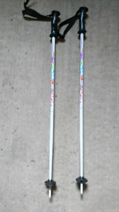 Ski poles 80 cm