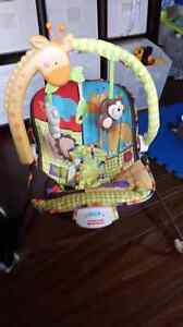 Fisher price bouncy chair Cambridge Kitchener Area image 1
