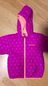 Columbia fleece jacket 2T