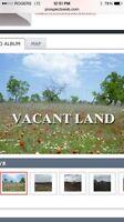 PRIME VACANT ST.CLEMENTS FARM LAND FOR SALE