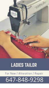 Ladies Tailor - **Indian/Pakistani Dress Maker Sewing/Alteration