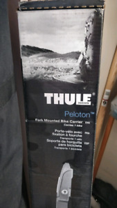 Thule Peloton bike rack