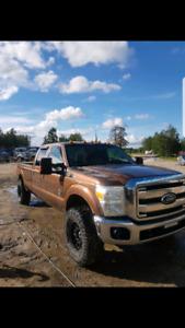 Ford 6.7 diesel 2011