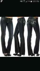 Looking For Name Brand Size 33 -34 Waist Jeans Peterborough Peterborough Area image 1