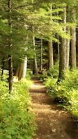 Hiking tour guide of Whistler trails