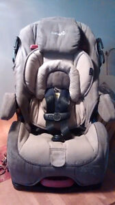 Car seat safety first