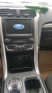 light hail damaged- 2017 fusion technology package