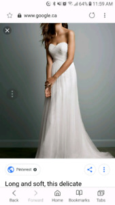 Beautiful Galina Wedding Dress