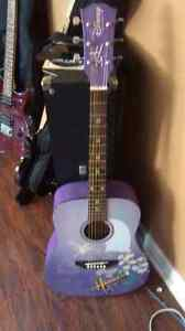 Disney Guitar by Washburn 3/4 size Acoustic