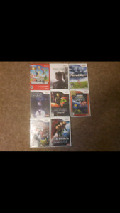 Selling Nintendo Wii Games REDUCED