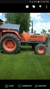 Tracteur kubota M6950 2wd