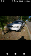 Ford Ute 2006 Factory fitted LPG. Yokine Stirling Area Preview