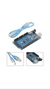 Arduino Mega and other electronic components