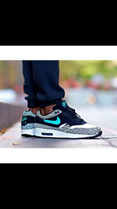 Wanted   Air max 1 Atmos  size 7.5 or 8