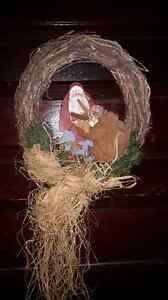 Vintage an antique christmas decorations and ordaments Windsor Region Ontario image 4
