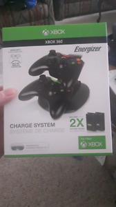 Xbox 360 charge system