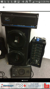 Music Amplifiers & Pre-AMP