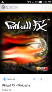 PINBALL FX - WANTED!  Need help to get this game.